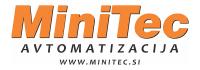 MINITEC zaposluje: KOMERCIALIST (m/ž)